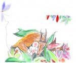 Gazelle et enfant couleurs.jpg